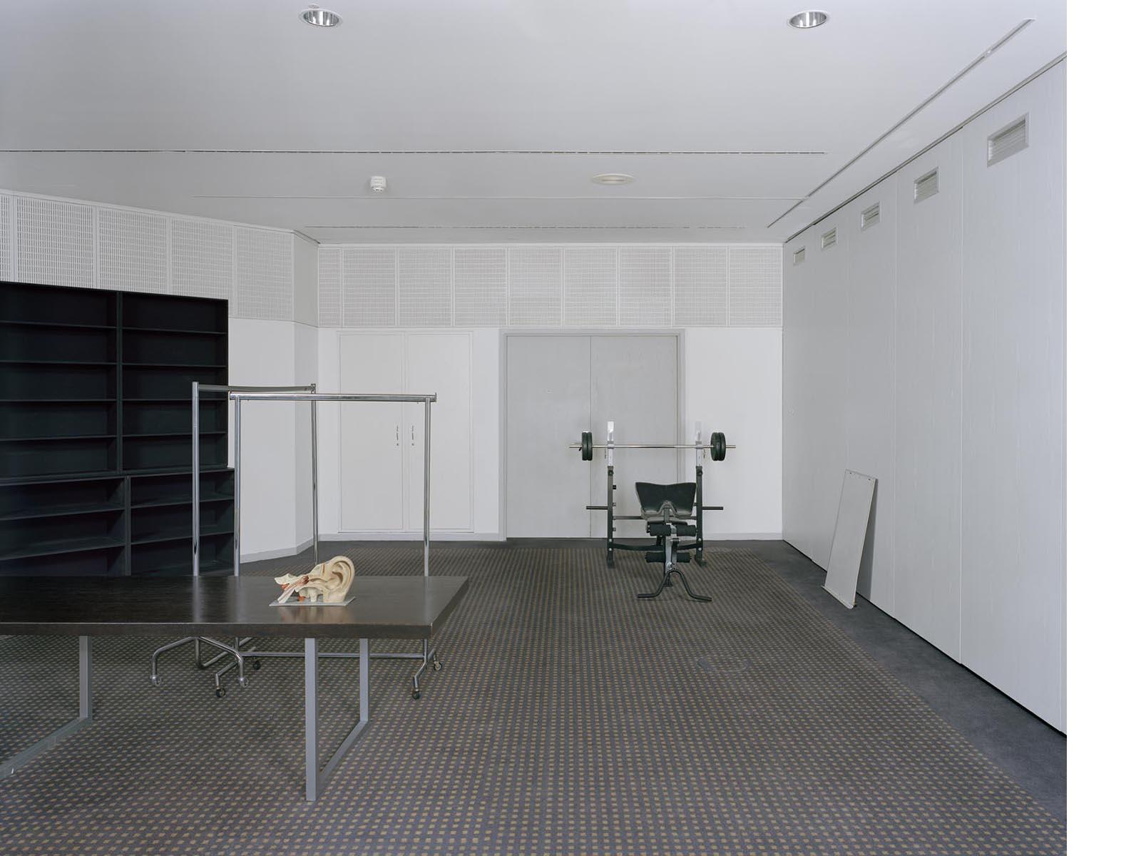 Platz für alles, was kommt, 2011, 121 x 151 cm, Lightbox