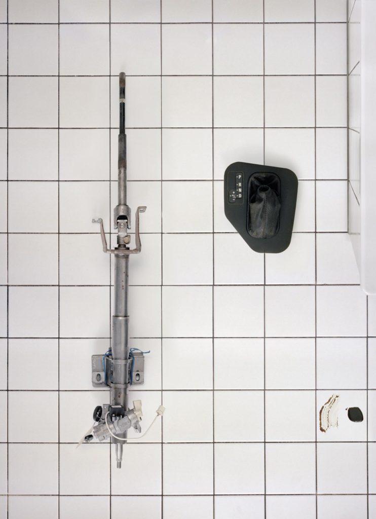 Bereit, 2011, 91 x 66 cm, Lightbox
