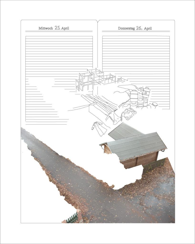 Z#9, 2016, 80 x 64 cm, Inkjet print