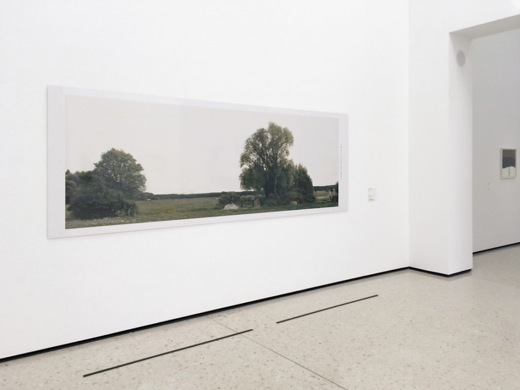 Contemporary art, permanent collection, Städel Museum, Frankfurt am Main, 2015 © B. Gütschow