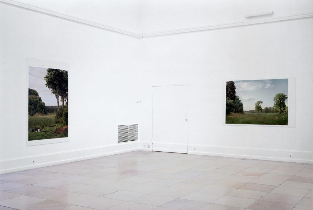 ganz woanders, Kunsthalle Nürnberg, 2008 © B. Gütschow
