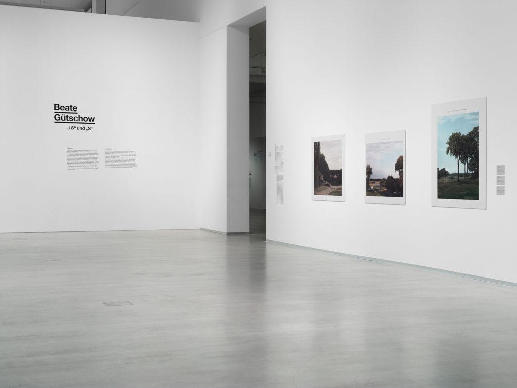 """""""LS"""" und """"S"""", Berlinische Galerie, Berlin, 2019"""